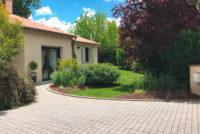 L'aménagement paysager de la maison
